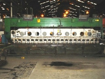 Picture of Shear Steelweld, 1/4 X 20'