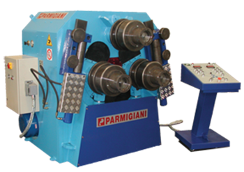 Picture of Parmigiani Angle Bending Rolls