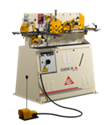 Picture of Geka Products  Single Cylinder Ironworkers