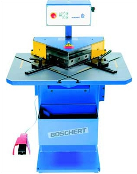 Picture of BOSCHERT EAGLE AND EAGLE 250 HYDRAULIC POWER NOTCHER