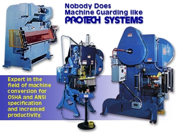 Jsauer Machinery Sales Protech Systems Guarding And Automation